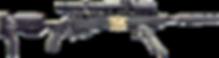 ASW-308 Stock Extended, Monopod Down, La