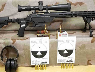 Shooting Illustrated Reviews SABER M700 Precision Rifle