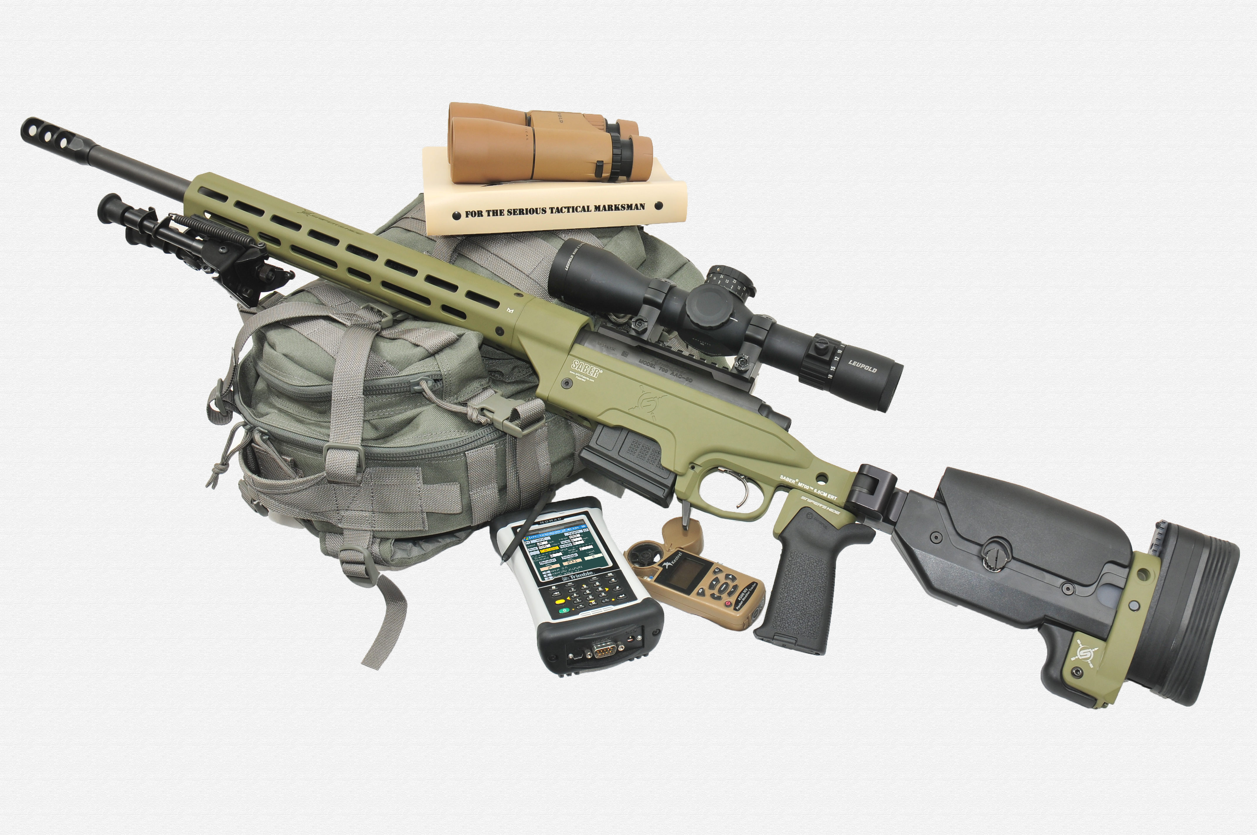 SnipersHide com Launches Special Edition SABER® M700