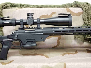 SABER M700 Precision Rifle Mammoth Sniper Challenge Field Test