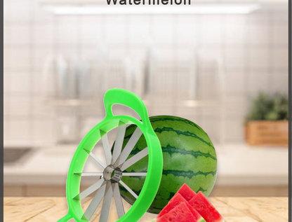 0633 Stainless Steel Fruit Slicer for Watermelon