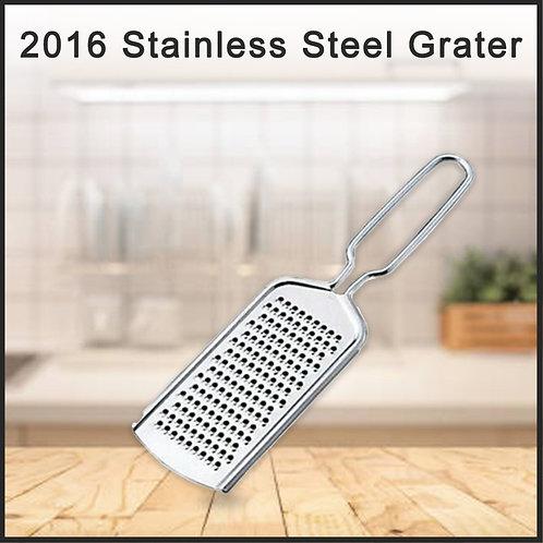 2016_Stainless Steel Grater Nutmeg Cheese Citrus Zest Zester Grater