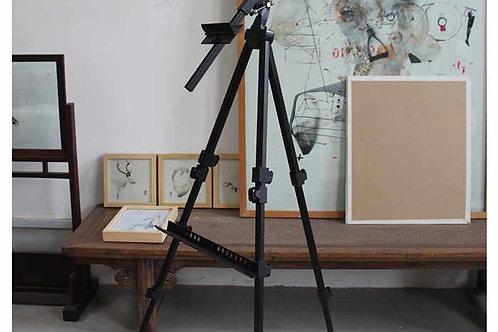 0328  Portable Lightweight Metal Display Easel  with Free Weatherproof Carry Bag