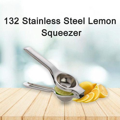 0132 Stainless Steel Lemon Squeezer