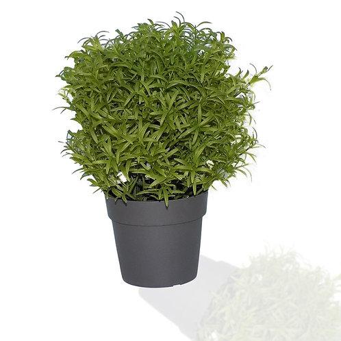0209 Decoratives -Potted Plastic Artificial Plants