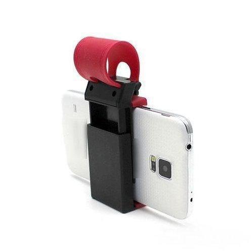 0268 Universal Car Steering Wheel Phone Holder