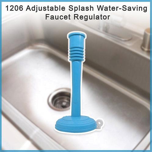 1206 Adjustable Splash Water-Saving Faucet Regulator