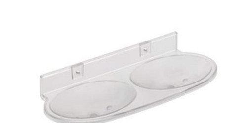 0506 Double Soap Dish Bathroom Soap Holder