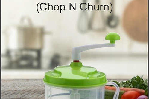 0178 Kitchen Food Processor (Chop N Churn)