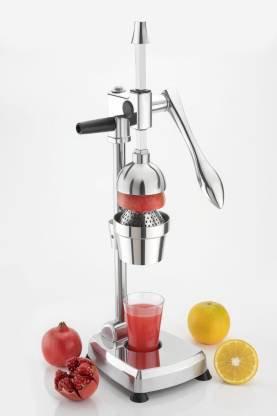 Hand Press Juicer Aluminum