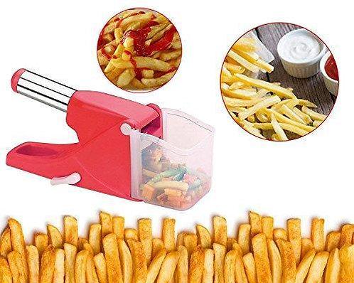 0119 french fries chipser (potato chipser)
