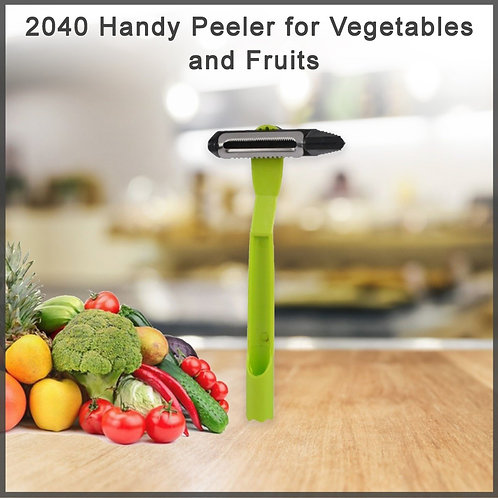 2040 Handy Peeler for Vegetables and Fruits