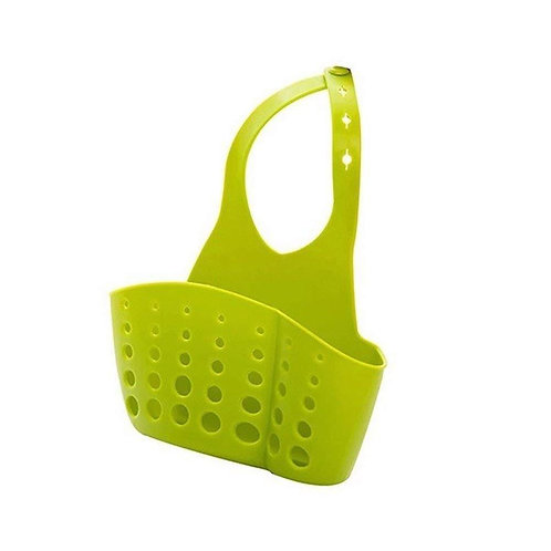 0762 Adjustable Kitchen Bathroom Water Drainage Plastic Basket