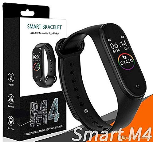 m4 Smart Band Fitness Band
