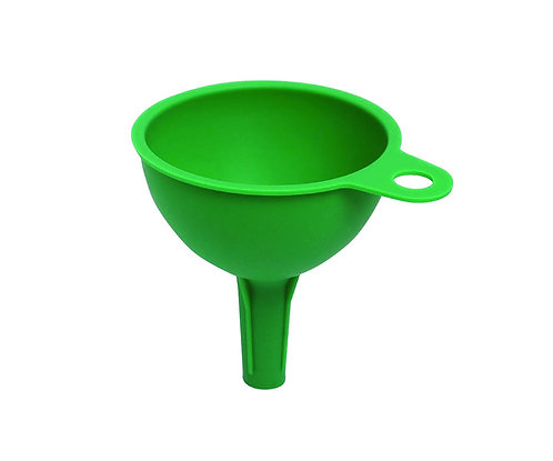 0722 Silicone Funnel For Pouring Oil, Sauce, Water, Juice And Small Food-Grains
