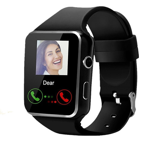 X6 Smart Watch Bluetooth Smartwatch Fitness Watch