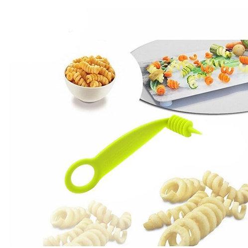 2013 Kitchen Vegetables Spiral Cutter Slicer