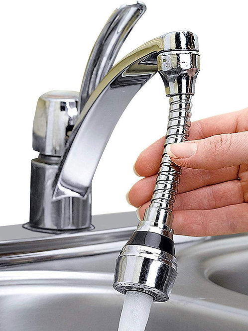 Turbo Flex, Kitchen Tap Faucet Water Jet Streamer