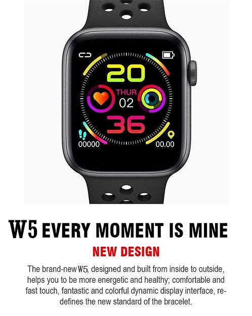 W5 Smart Watch Fitness Watch