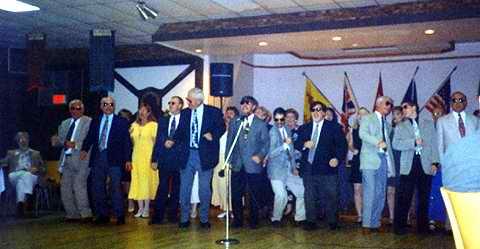Cabaret singers in the 70s