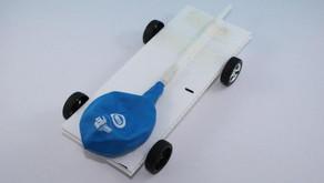 Air Powered Car