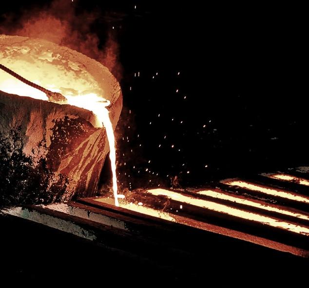 Fusión de Metales