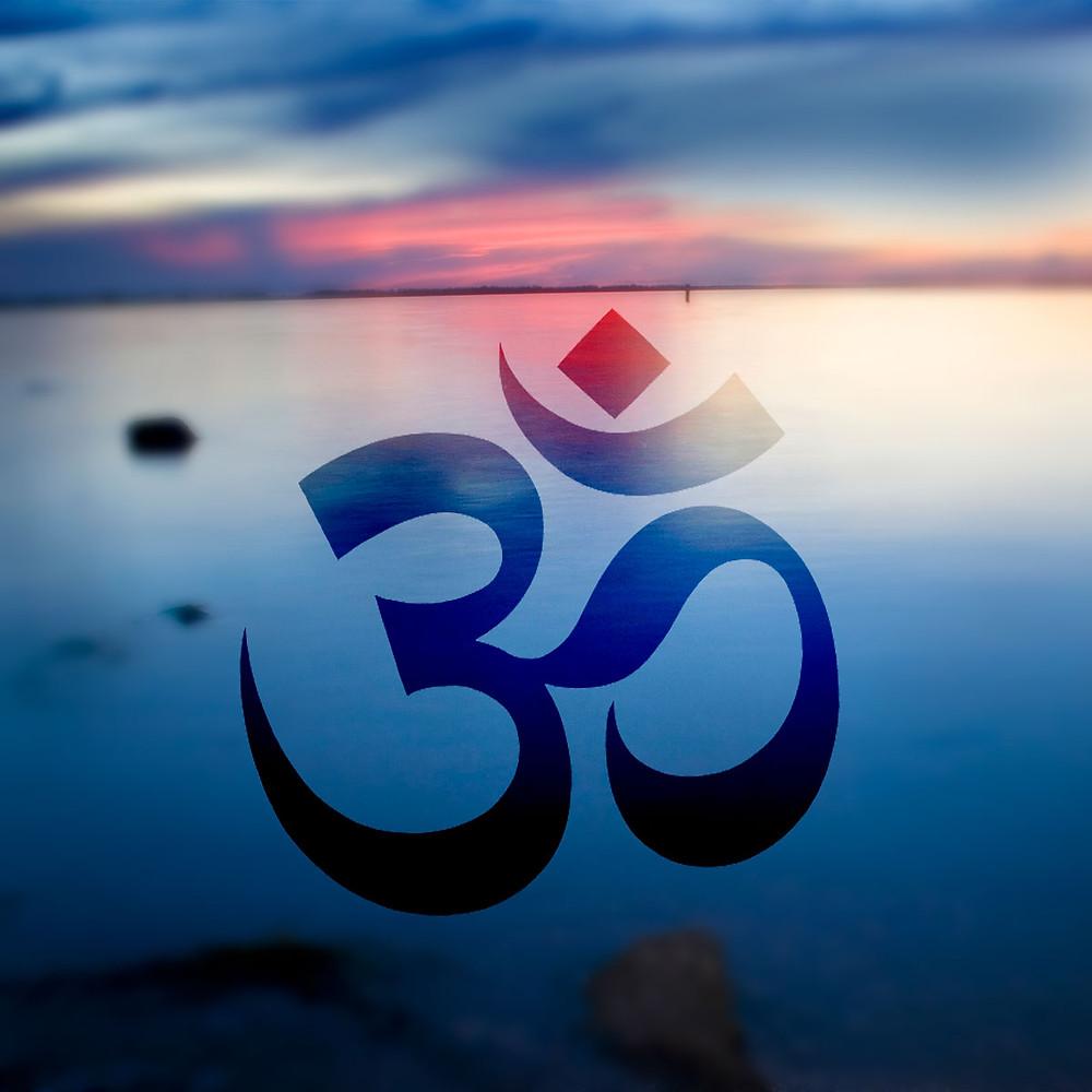 Símbolo del OM / Ananda Yoga