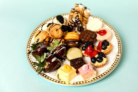 Miniature Pastries