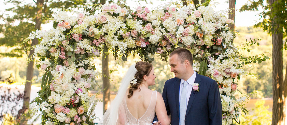 ROMANTIC SUMMER WEDDING INSPIRATION