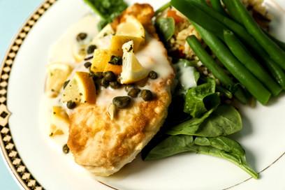 Chicken Francaise (GF)