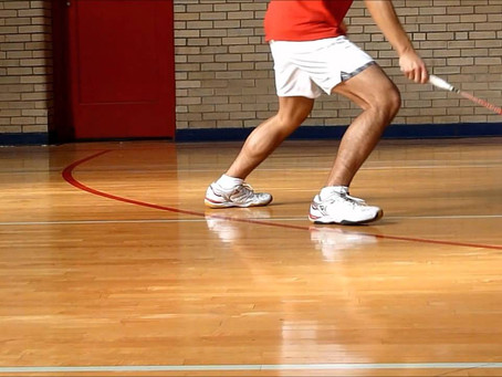 Is footwork the most important thing?