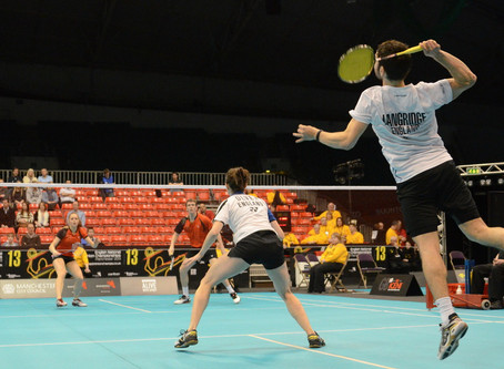 How to be faster in badminton?
