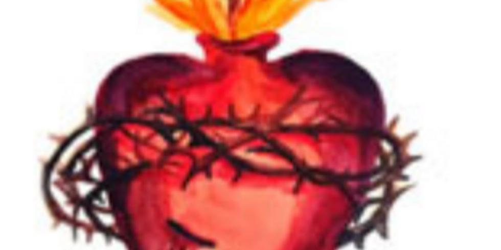 Rosario y Adoración al Sagrado Corazón de Jesús