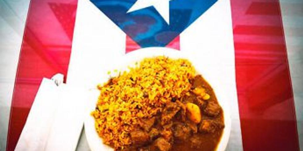 Puertorican Dinner | Cena Boricua