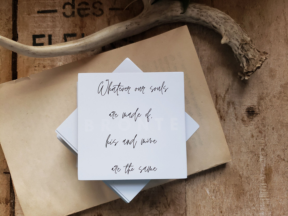 book quote Wuthering Heights
