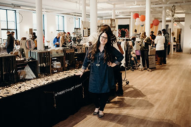 midwest maker: jewelry, apparel and gifts
