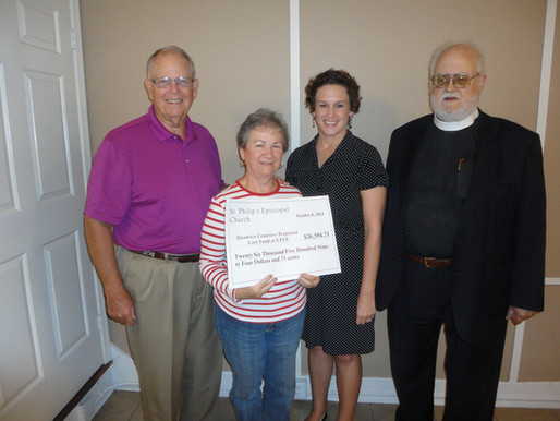 St. Philip's Episcopal Church Establishes Endowment Fund