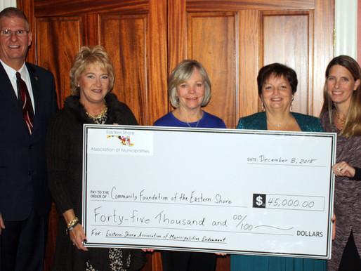 ESAM Establishes Community Foundation Scholarship Fund