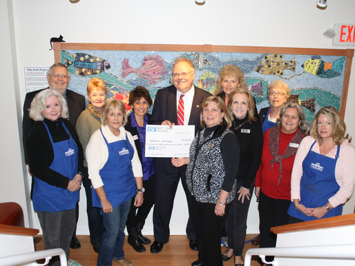Community Foundation's First Shore Federal S & L Fund Supports Diakonia, Inc. and Art League