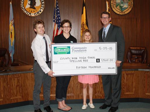 Community Foundation Awards $1,500 Grant to the City of Salisbury