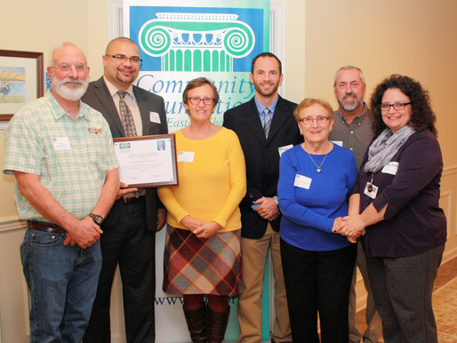 Community Foundation Awards nearly $60,000 in Education Grants
