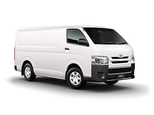 1 Tonne Van