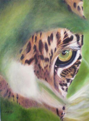 Lakadema the Leopard