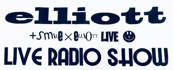 LIVE RADIO SHOW タオル