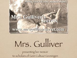 The very first appearance of Mrs. Gulliver in NL!