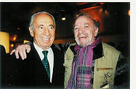 Peres and friend.jpg