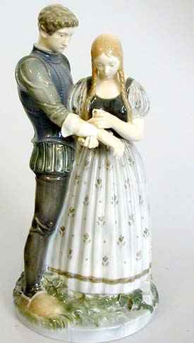 RC 3171 Knight & Maiden, Very Large