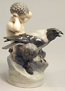 RC 2113 Faun with Crowe