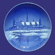 1960 B&G Kronborg Castle