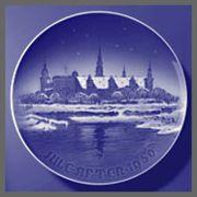 1950 B&G Kronborg Castle